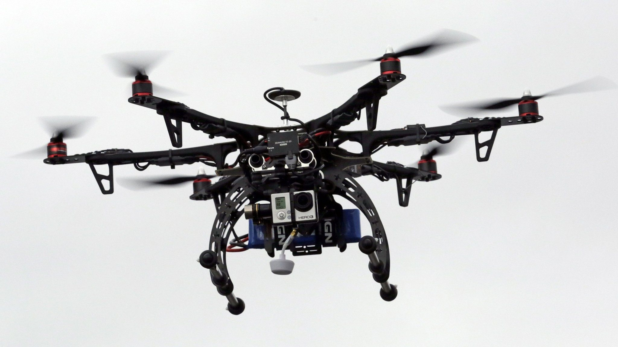 US real estate market making full use of drone technology