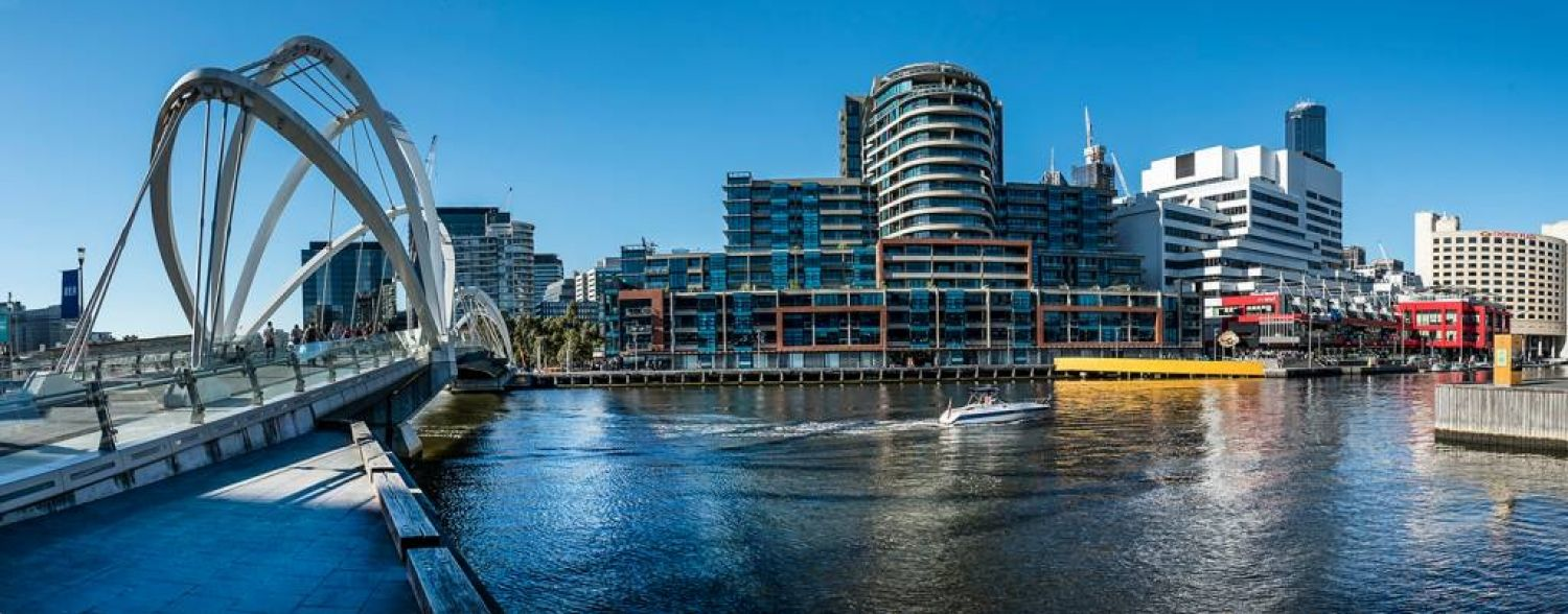 Megan Gale sells her Melbourne waterfront mansion