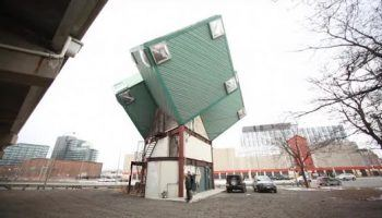 Toronto's Corktown cubes on the market