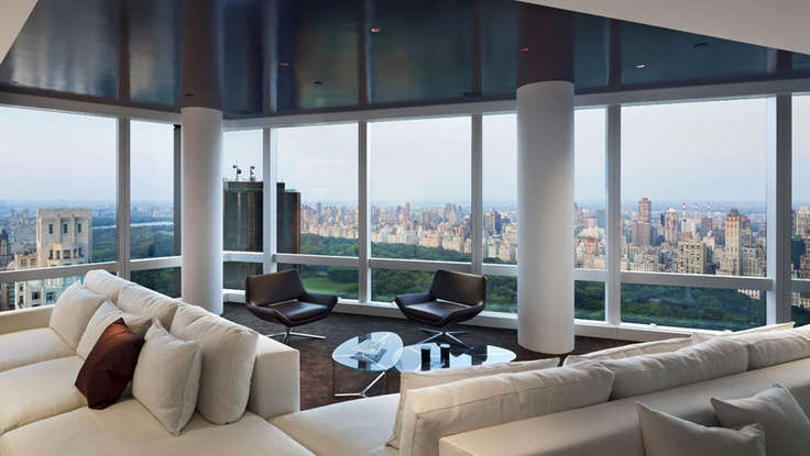Cheryl Mercuris Time Warner building penthouse proving difficult to sell