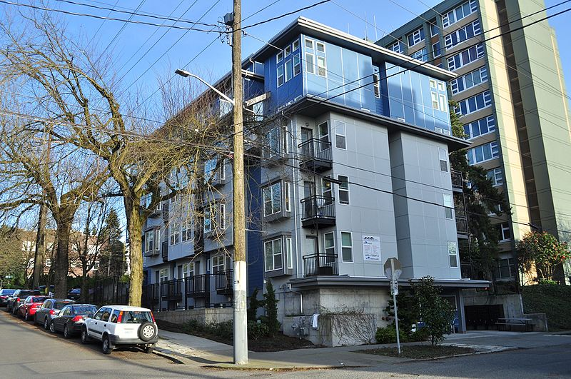 Micro flats already popular in Seattle