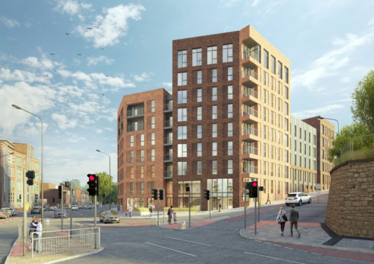 Invest in Apartments at Great Central, Sheffield