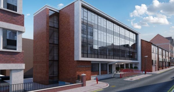 Guildhall Square, Preston: Modern 1 bed apartments