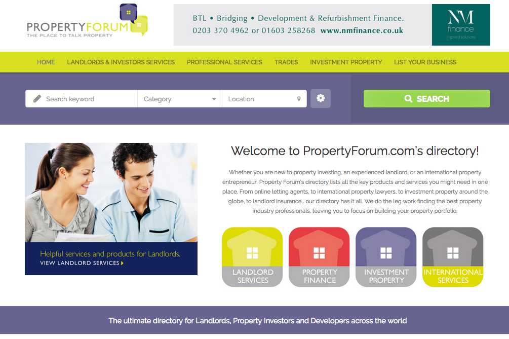 Property Forum Directory