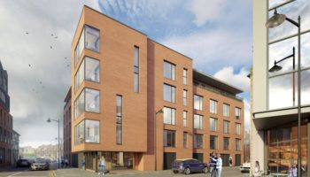 Growing demand for high-spec apartments in Sheffield