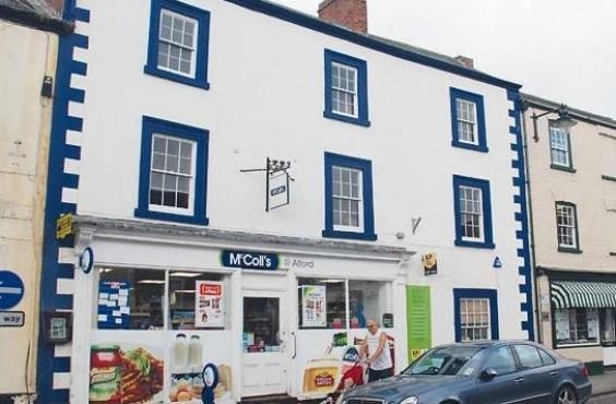 McColl's, Alford, Lincolnshire