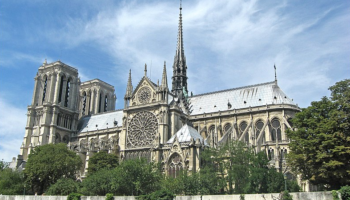 Notre Dame Cathedral suffers devastating fire