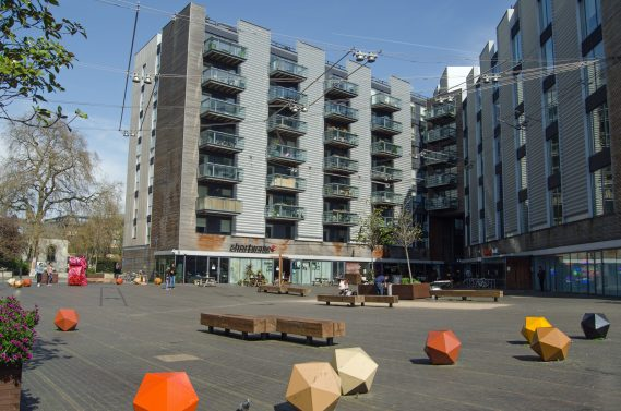 London Areas of Regeneration – Bermondsey and Kings Cross/Caledonian Rd