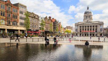 Property in Nottingham vs Luton