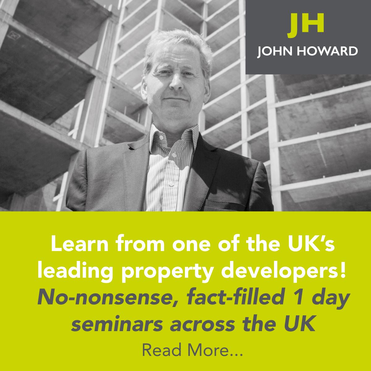 John Howard one day seminars