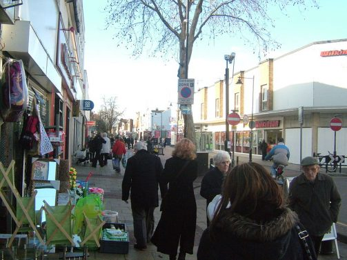 Will buoyant high streets ever return?