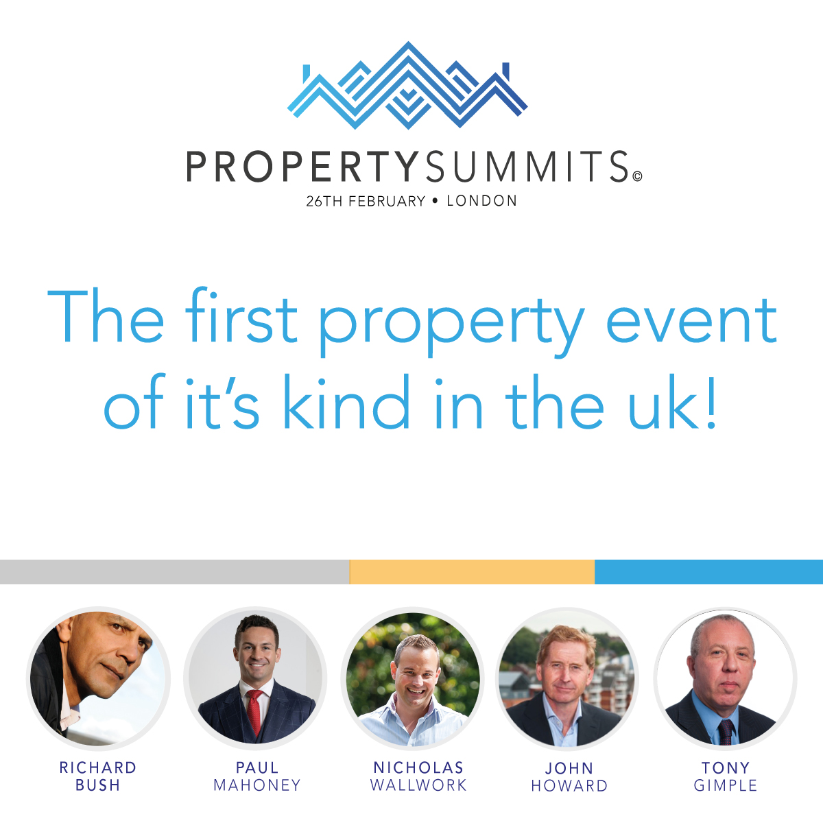 Property Summits event