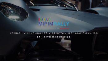 BuildAid MIPIM Rally: 7th-10th March 2020