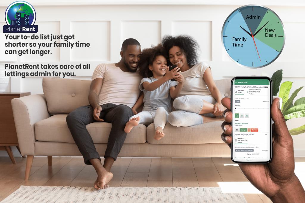 Planet Rent App