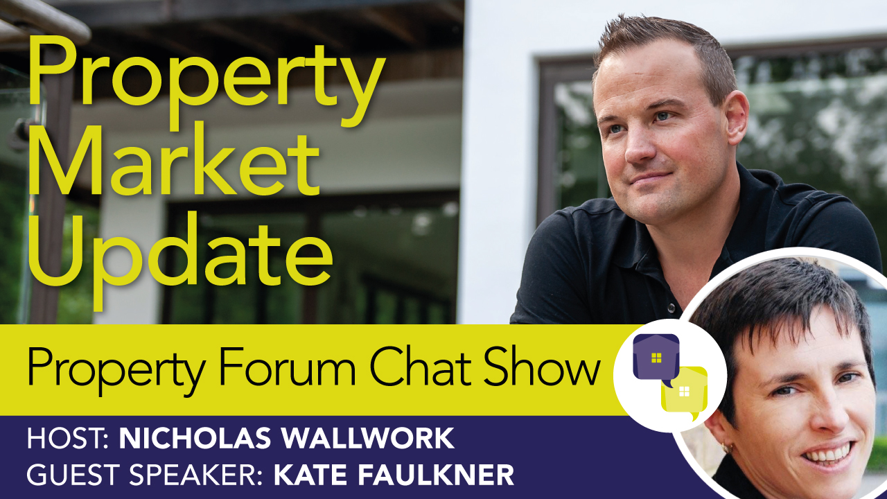 Kate Faulkner appears on chat show