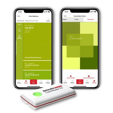 Datacolor® ColorReader EZ App