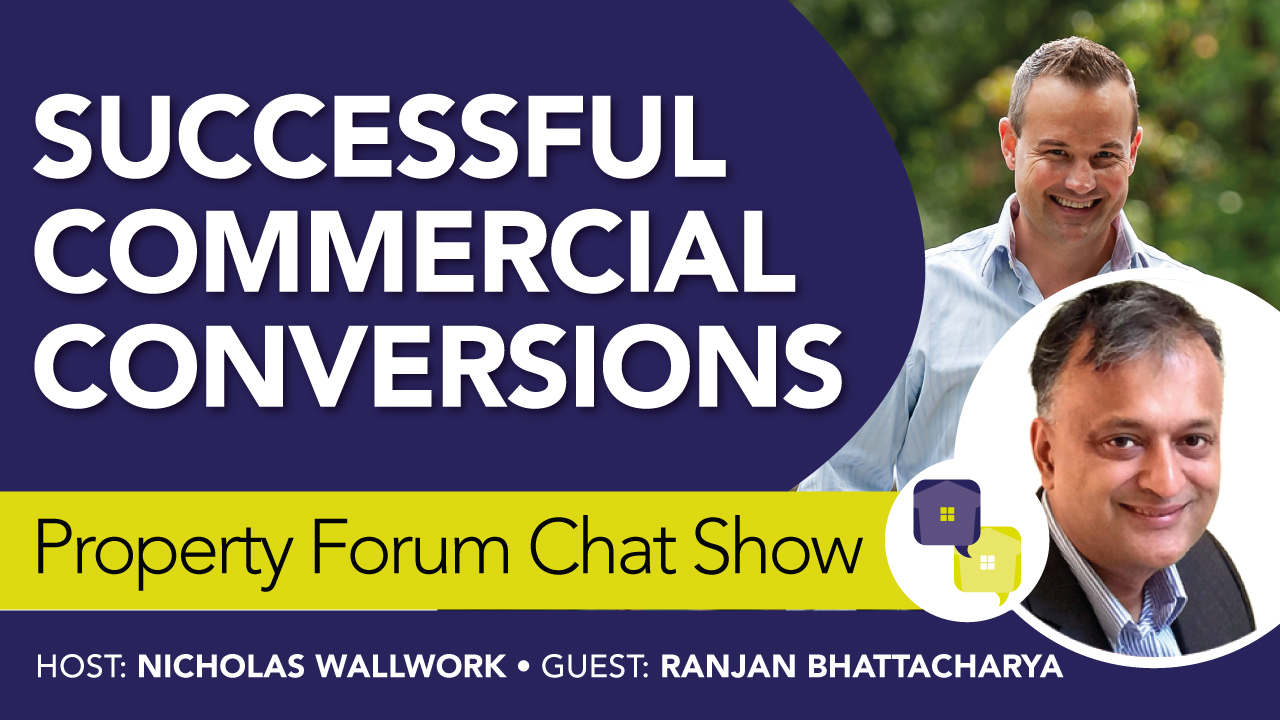 Ranjan Bhattacharya appears on chat show
