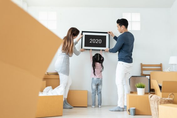 An Overview: What happened to the UK property market in 2020?