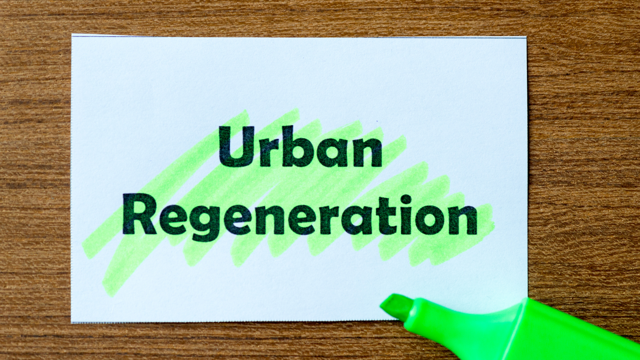 The Top 5 UK Urban Regeneration Hotspots