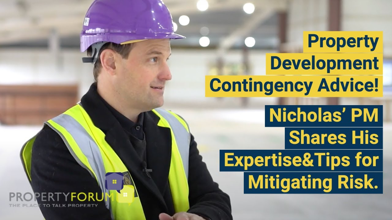 Setting the right contingency budget for your next property development