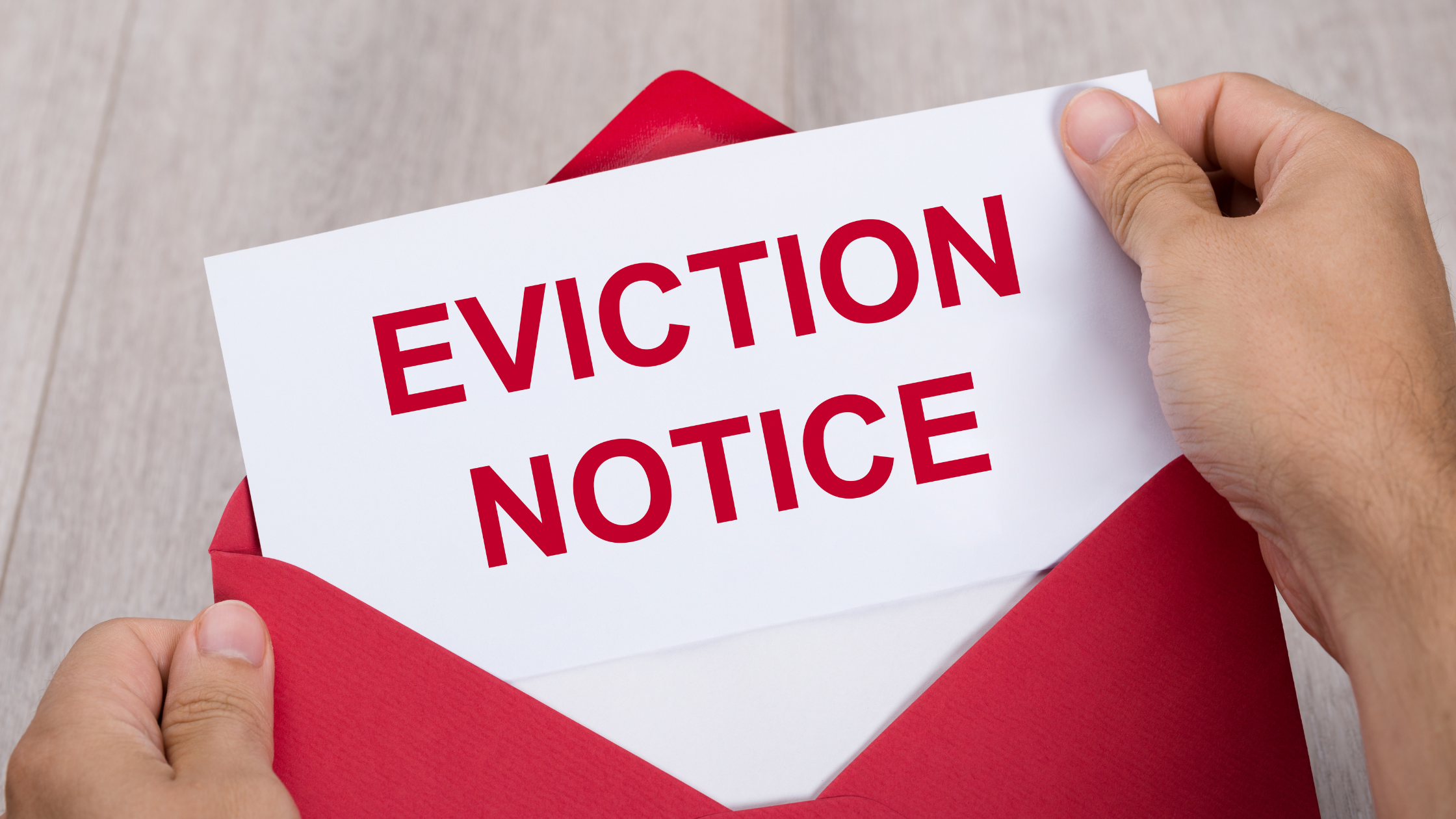 Eviction Update: As a Landlord make sure you're up-to-date